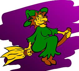 Süße Hexe Grüner Rotbuschtee