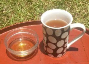 Respaldar Tee